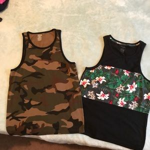 Men's tank top 2 pack bundle